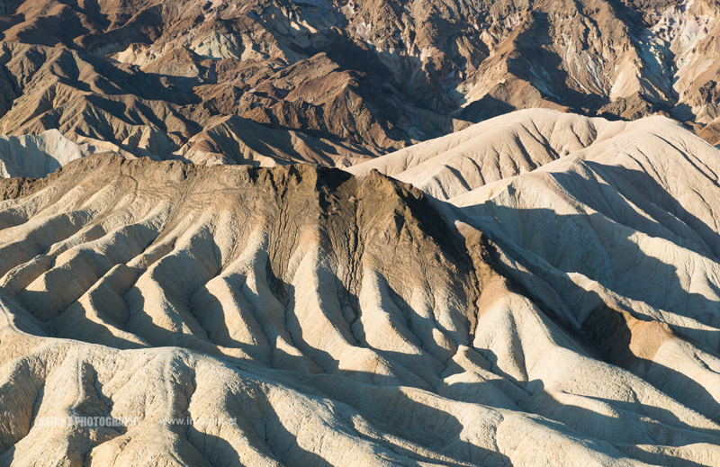 dunes at Zabriskie Point