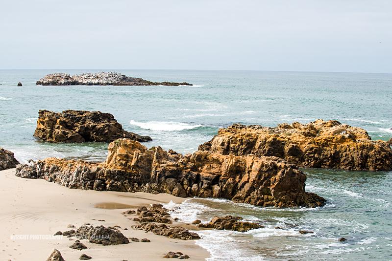 The Coast in Pacifica near San Francisco